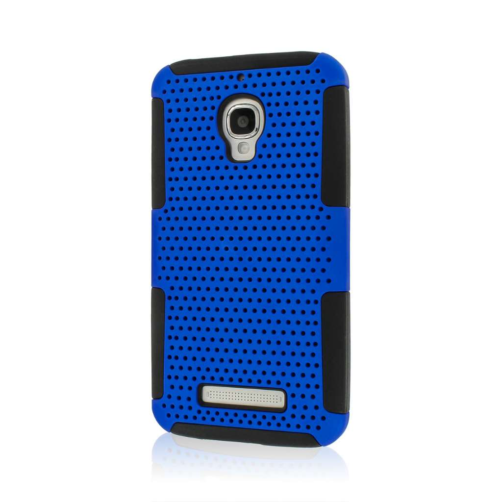 Alcatel OneTouch Fierce - Blue MPERO FUSION M - Protective Case Cover