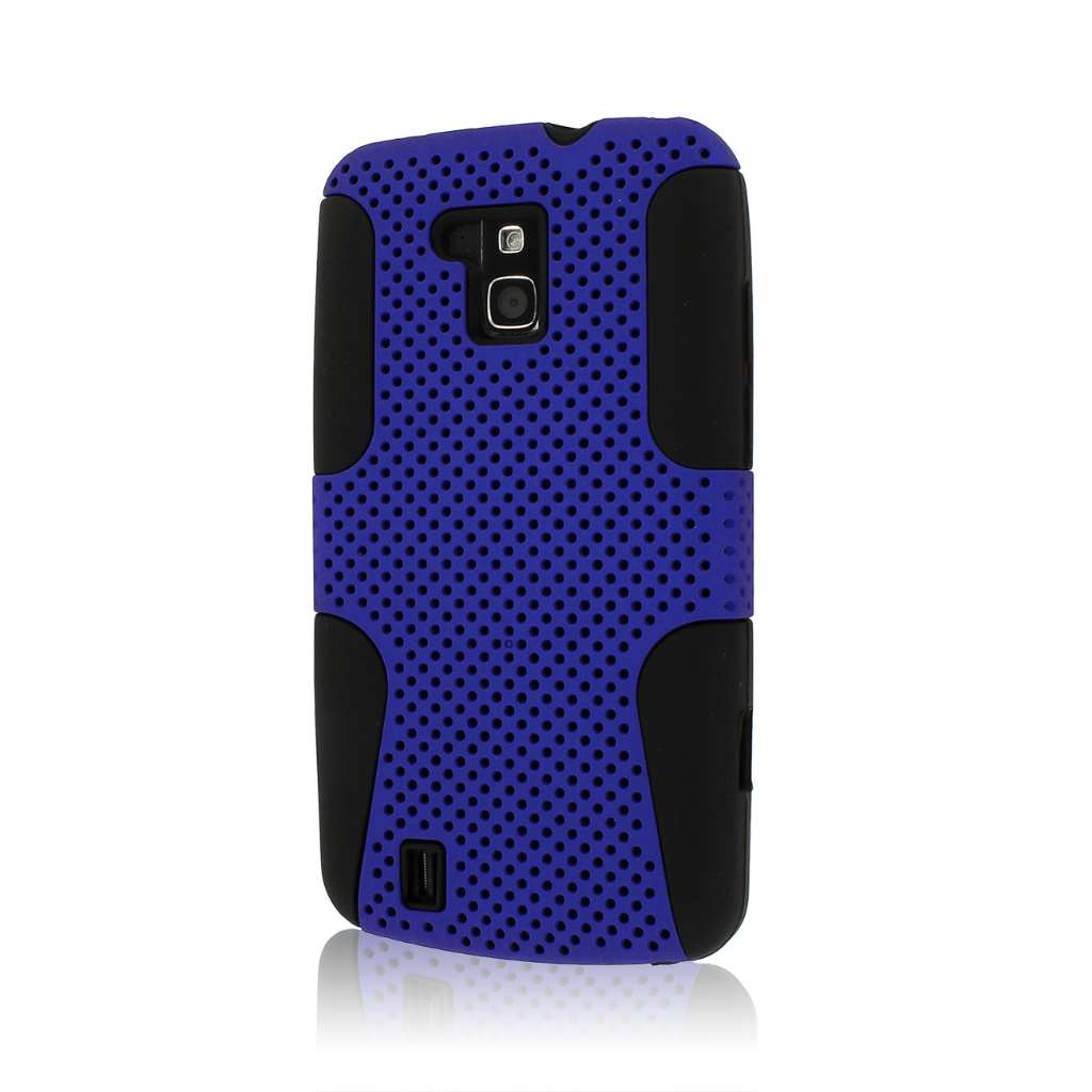 ZTE Force N9100 - BLUE MPERO FUSION M - Protective Case Cover