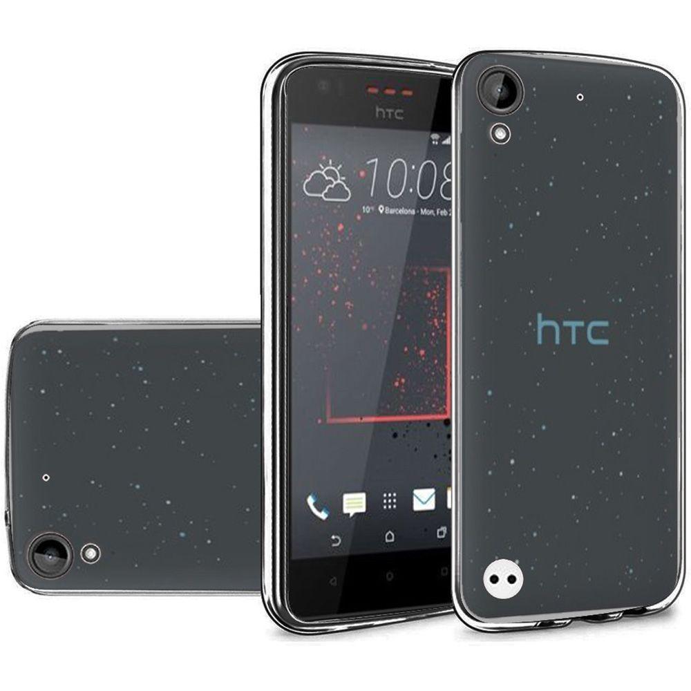 for htc desire 530 tpu rubber flexible phone skin case. Black Bedroom Furniture Sets. Home Design Ideas