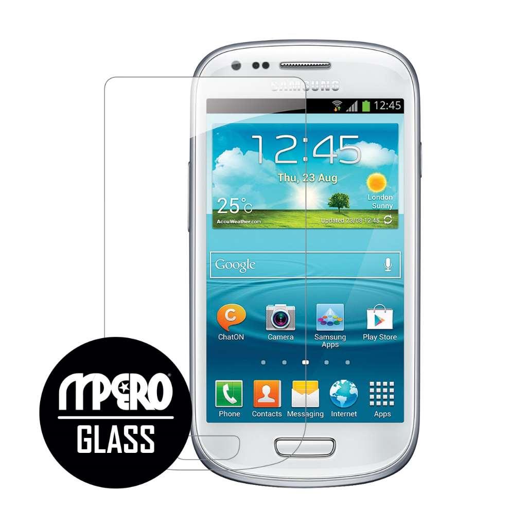 Samsung Galaxy S3 Mini MPERO Tempered Glass Screen Protector