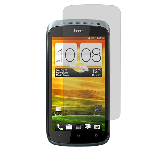 HTC One S Clear LCD Screen Protector