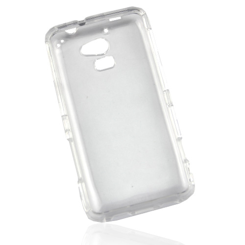 Huawei Premia 4G Clear Crystal Transparent Hard Case Cover