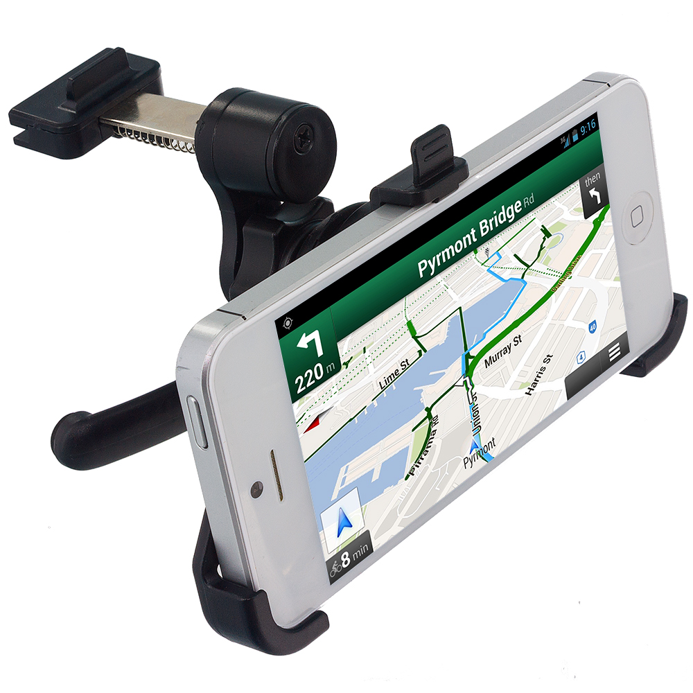 Apple iPhone 5/5S/SE 360 Rotating Car Vent Mount