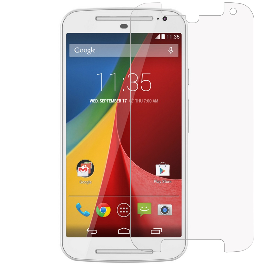 Motorola Motorola Moto G 2nd Gen 2014 Anti Glare LCD Screen Protector