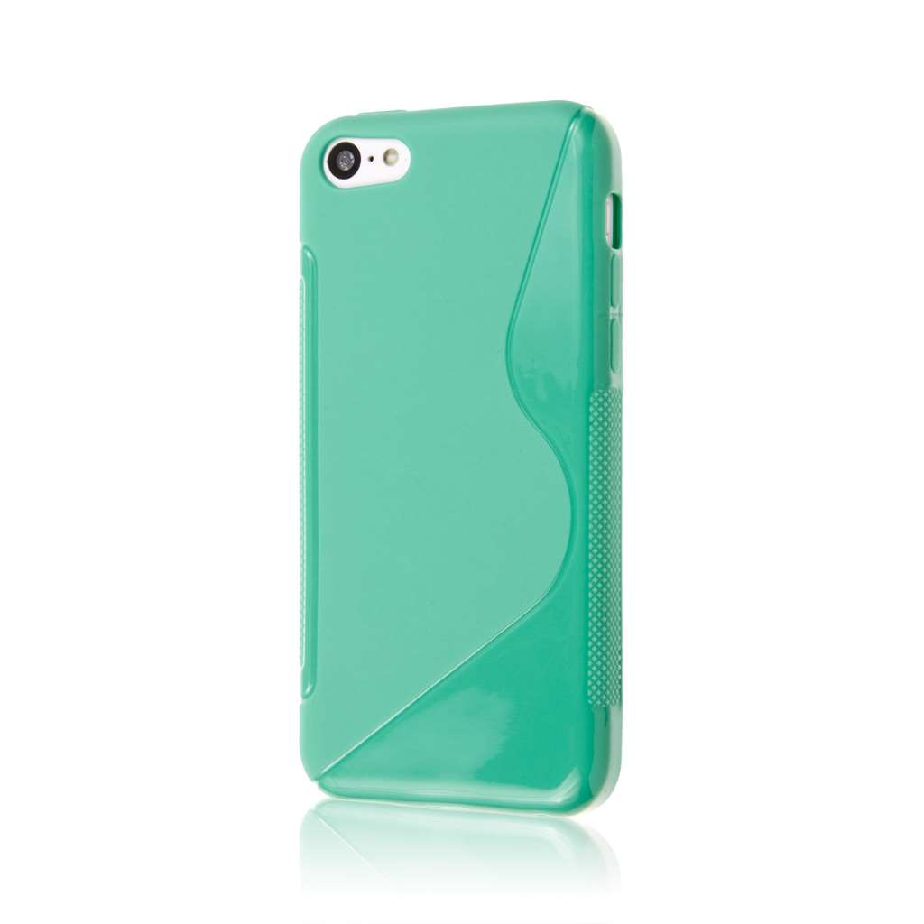 Apple iPhone 5C - Mint MPERO FLEX S - Protective Case Cover