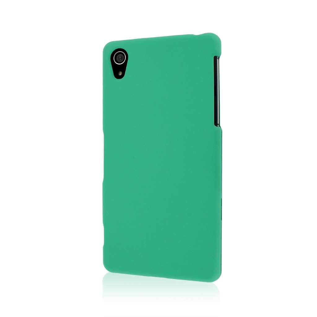 Sony Xperia Z2 - Mint Green MPERO SNAPZ - Case Cover