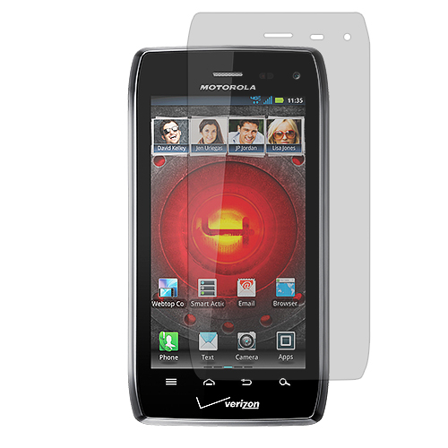 Motorola Droid 4 XT894 Clear LCD Screen Protector