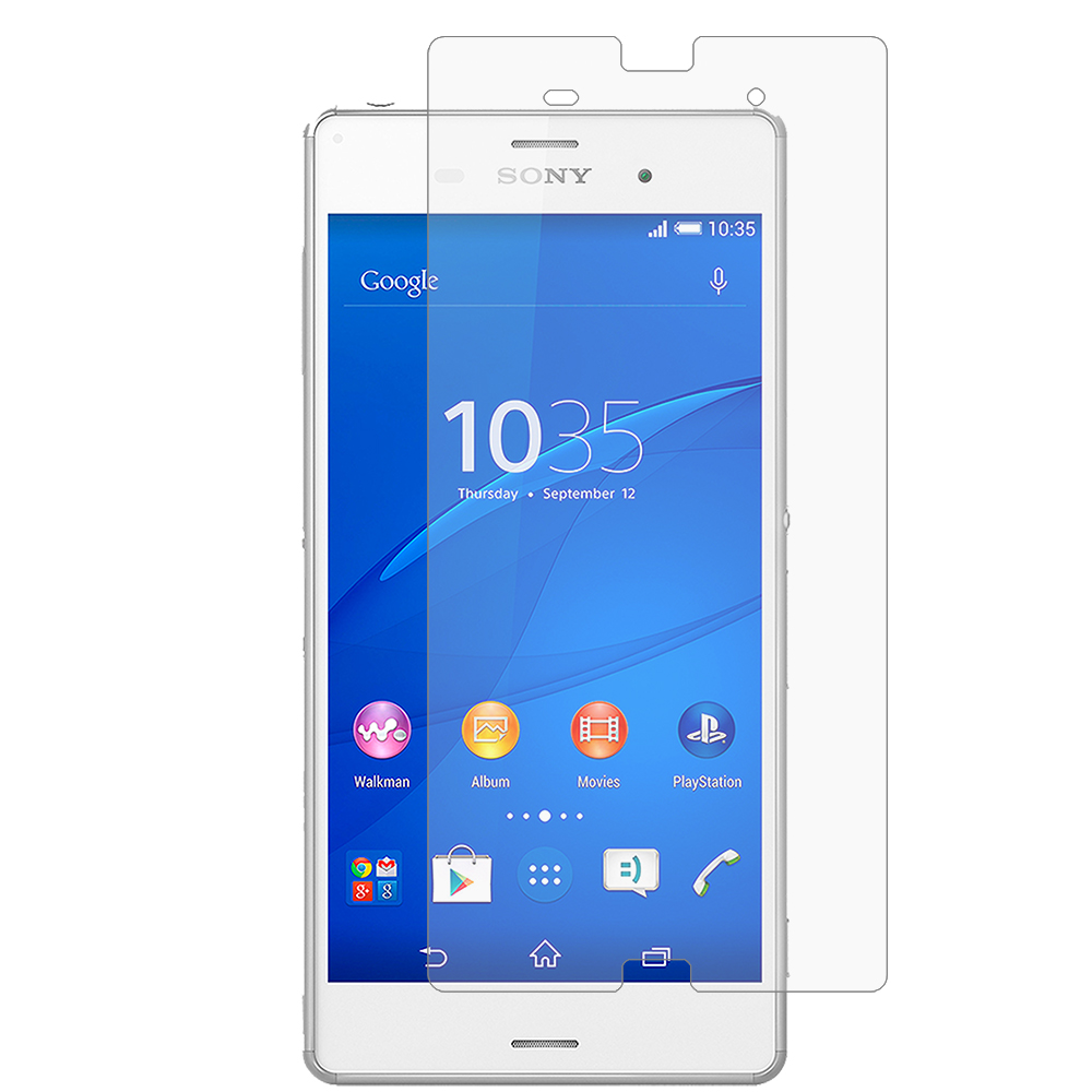 Sony Xperia Z3v Verizon Anti Glare LCD Screen Protector