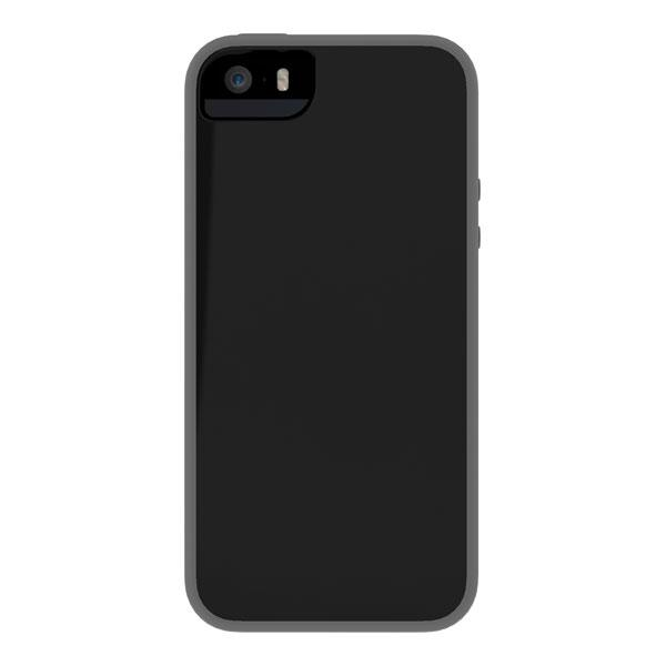iPhone 5/5S/SE - Black/Gray Skech Glow Case