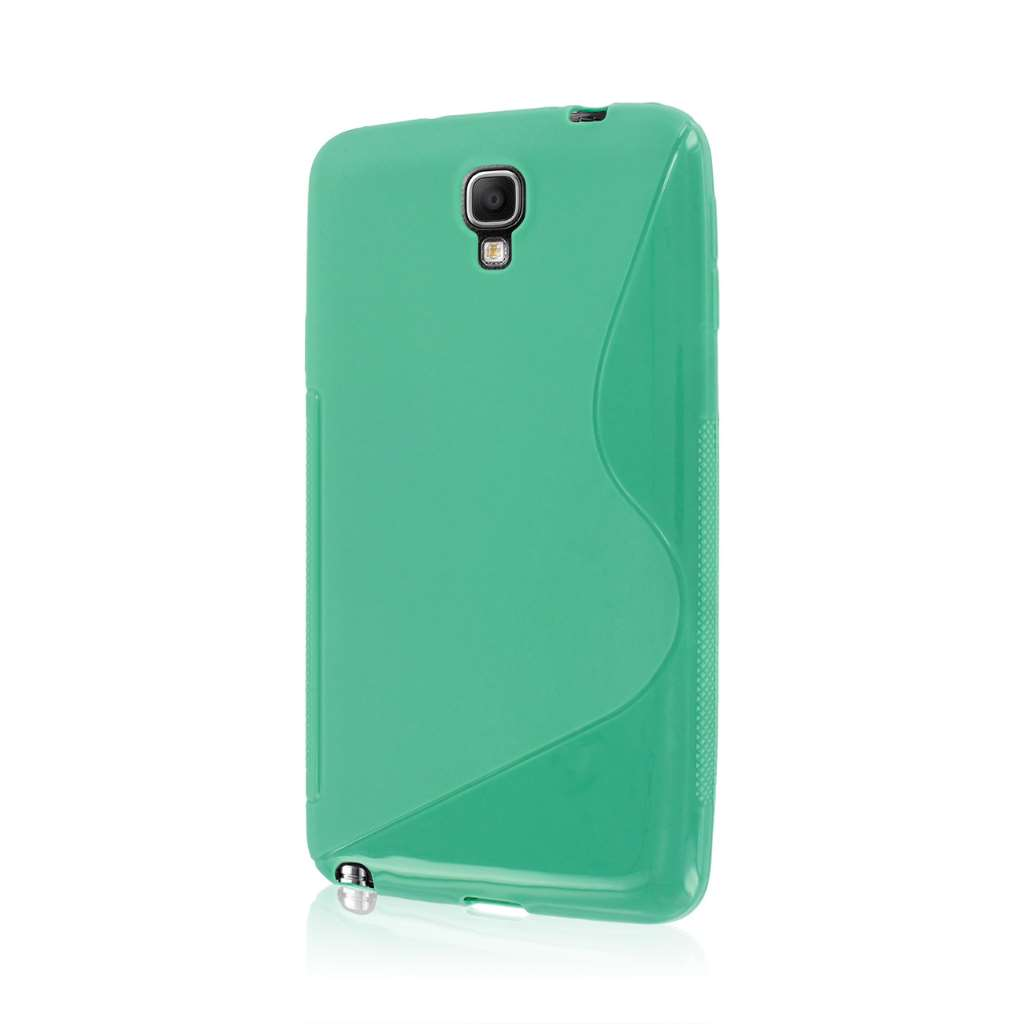 Samsung Galaxy Note 3 Neo - Mint Green MPERO FLEX S - Protective Case Cover