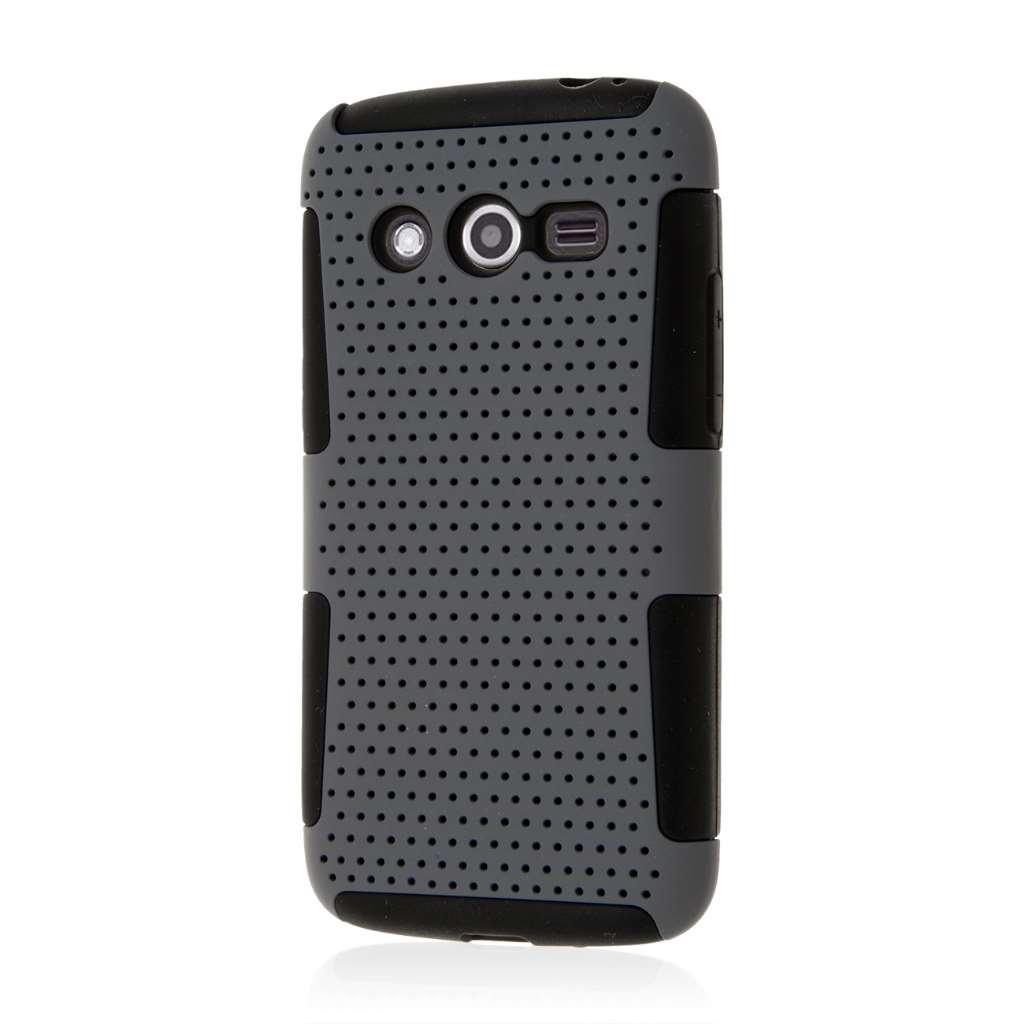 Samsung Galaxy Avant - Gray MPERO FUSION M - Protective Case Cover