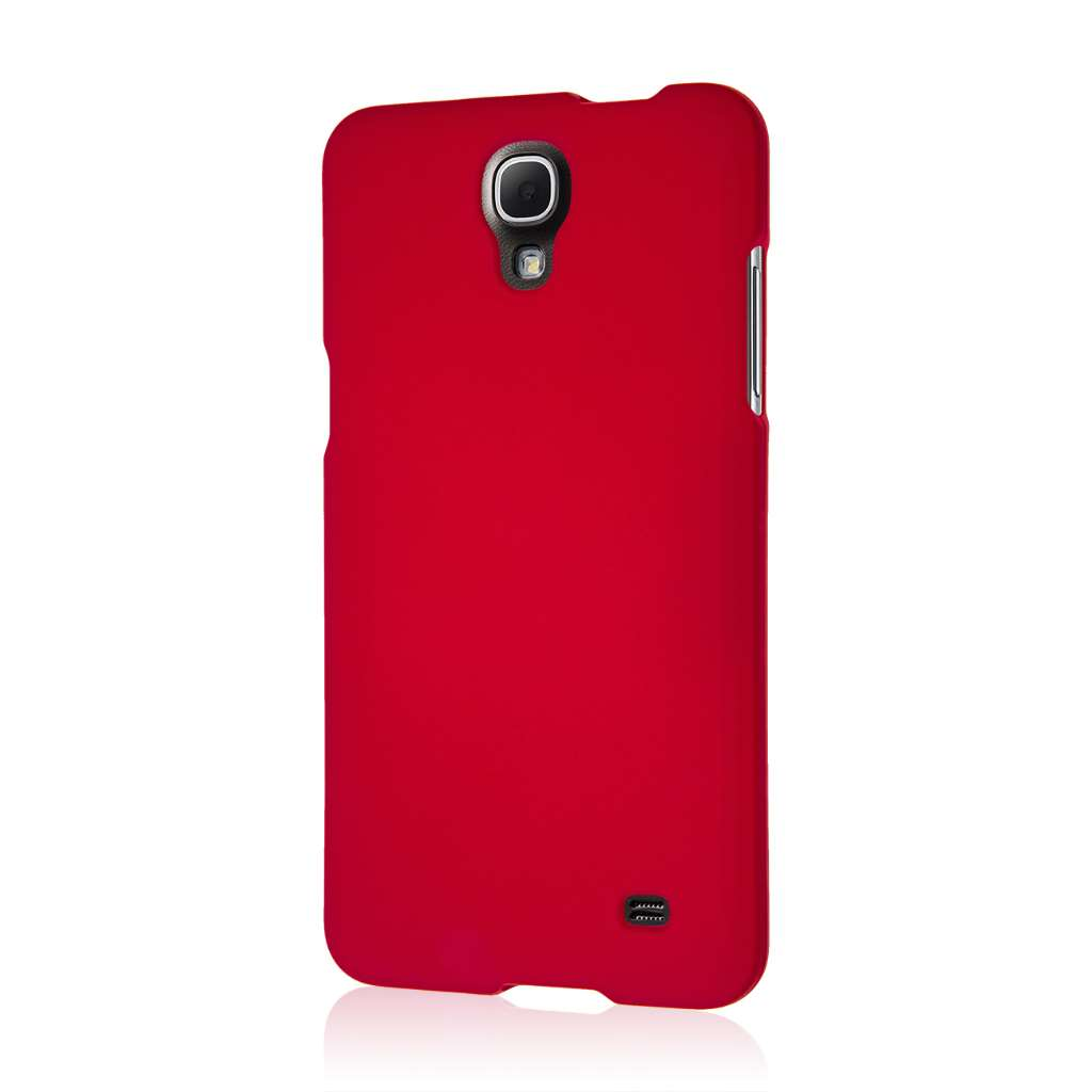 Samsung Galaxy Mega 2 - Burgundy Combo Pack : MPERO SNAPZ - Case Cover : Color Burgundy