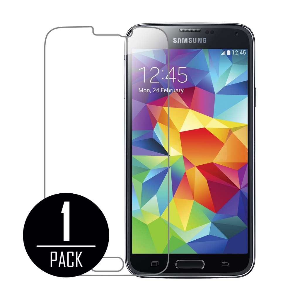 Samsung Galaxy S5 MPERO Tempered Glass Screen Protector