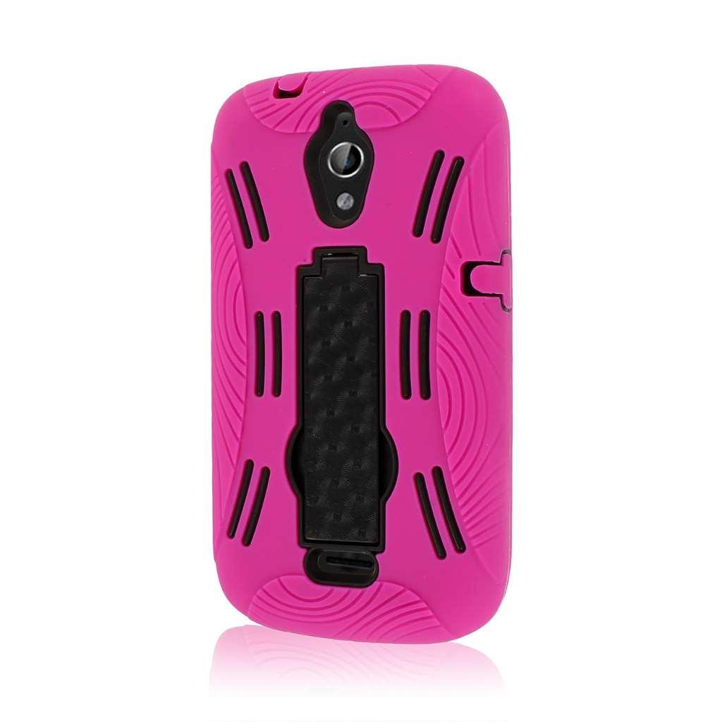 Huawei Vitria - Hot Pink MPERO IMPACT XL - Kickstand Case Cover