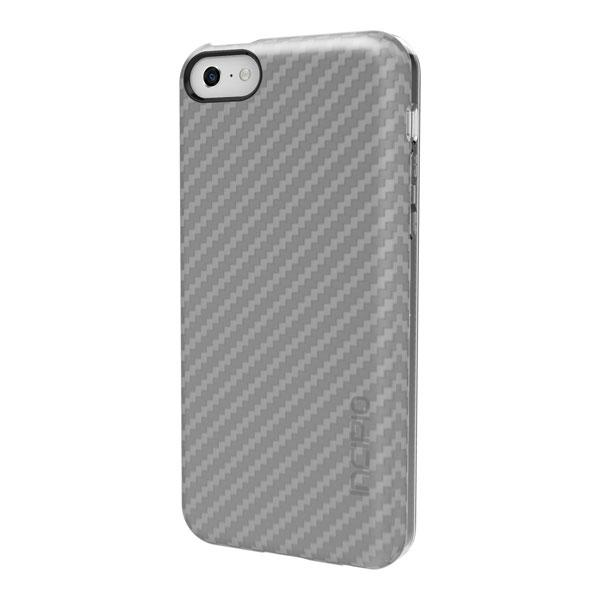 iPhone 5C - Silver Incipio Feather CF Case