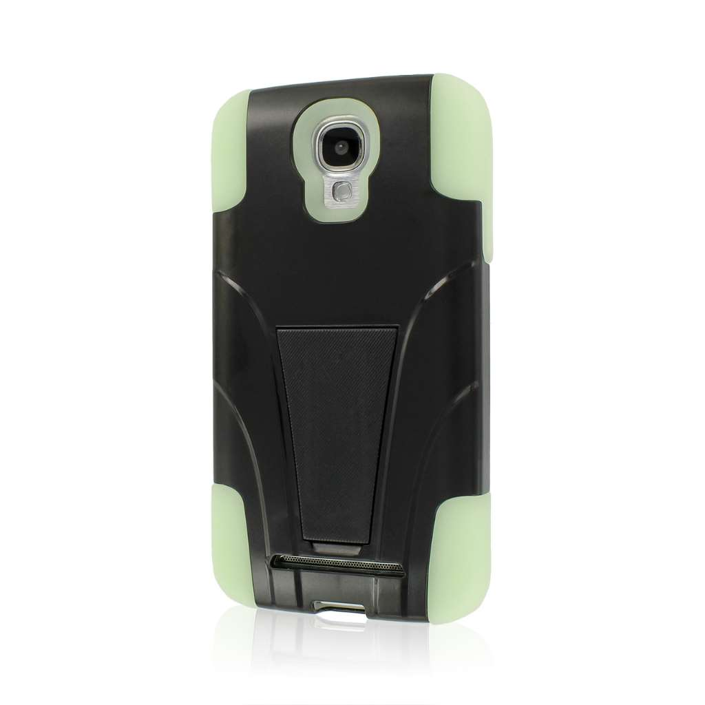 Samsung ATIV SE - Glow In The Dark Green MPERO IMPACT X - Kickstand Case