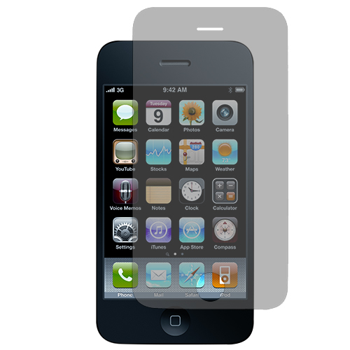 Apple iPhone 3G / 3GS Anti Glare LCD Screen Protector
