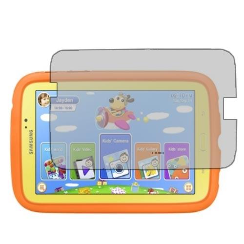 Samsung Galaxy Tab 3 Kids Anti Glare LCD Screen Protector