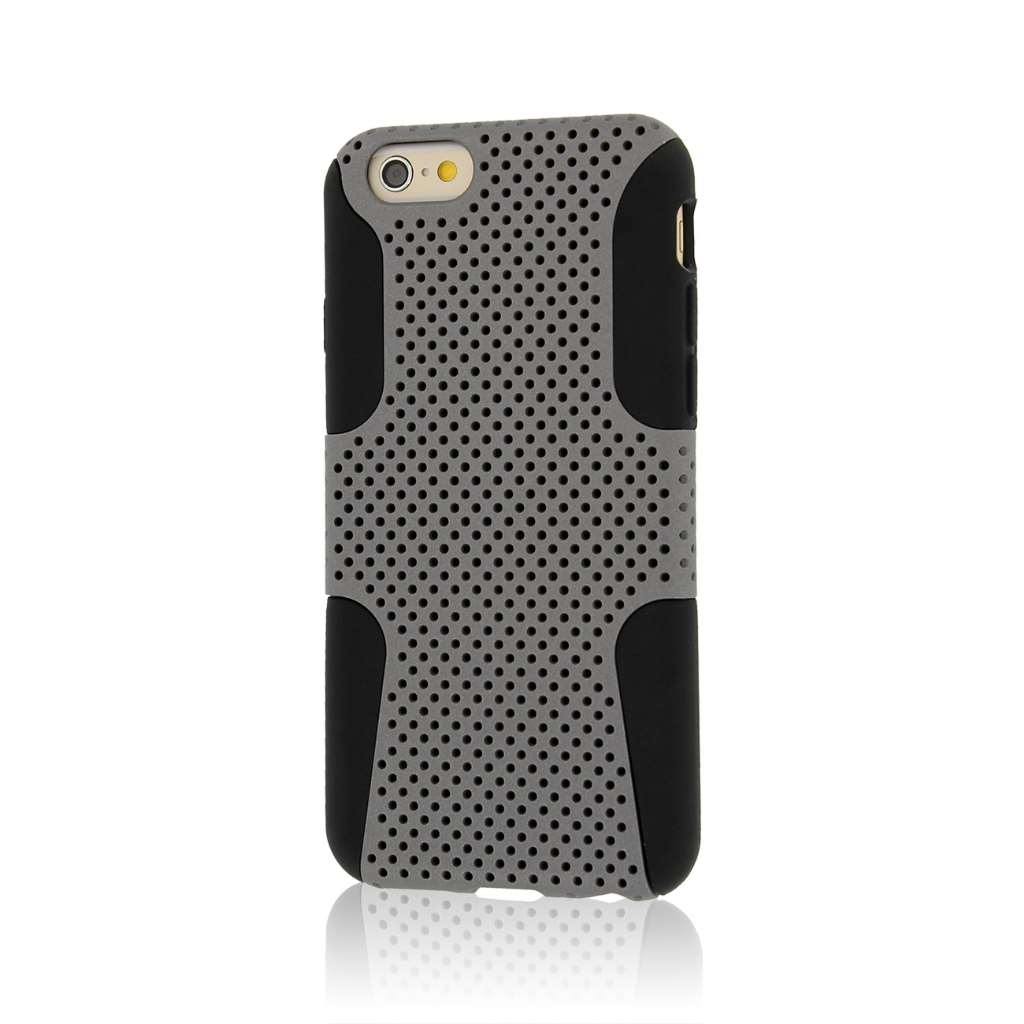 Apple iPhone 6/6S - Gray MPERO FUSION M - Protective Case Cover
