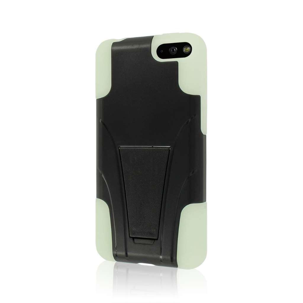 Amazon Fire Phone - Glow In The Dark Green MPERO IMPACT X - Kickstand Case