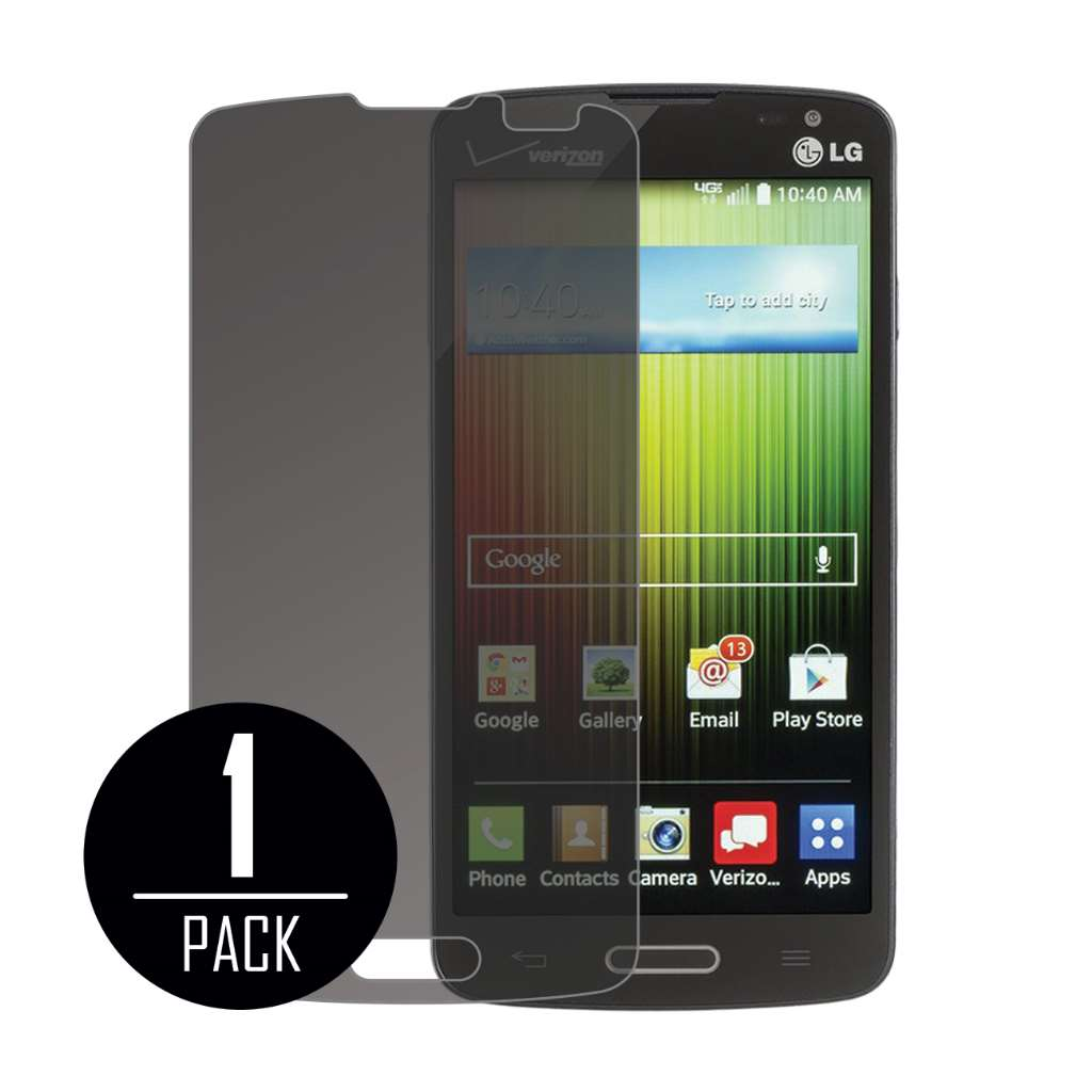 LG Lucid 3 MPERO Privacy Screen Protector