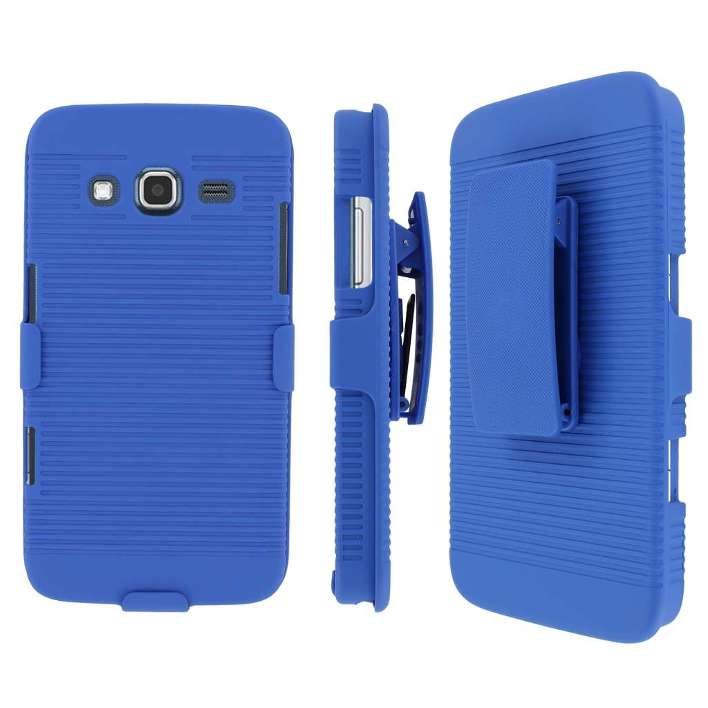 Samsung ATIV S Neo MPERO 3 in 1 Tough Kickstand Case Cover