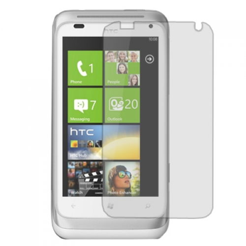 HTC Radar 4G / Omega Clear LCD Screen Protector