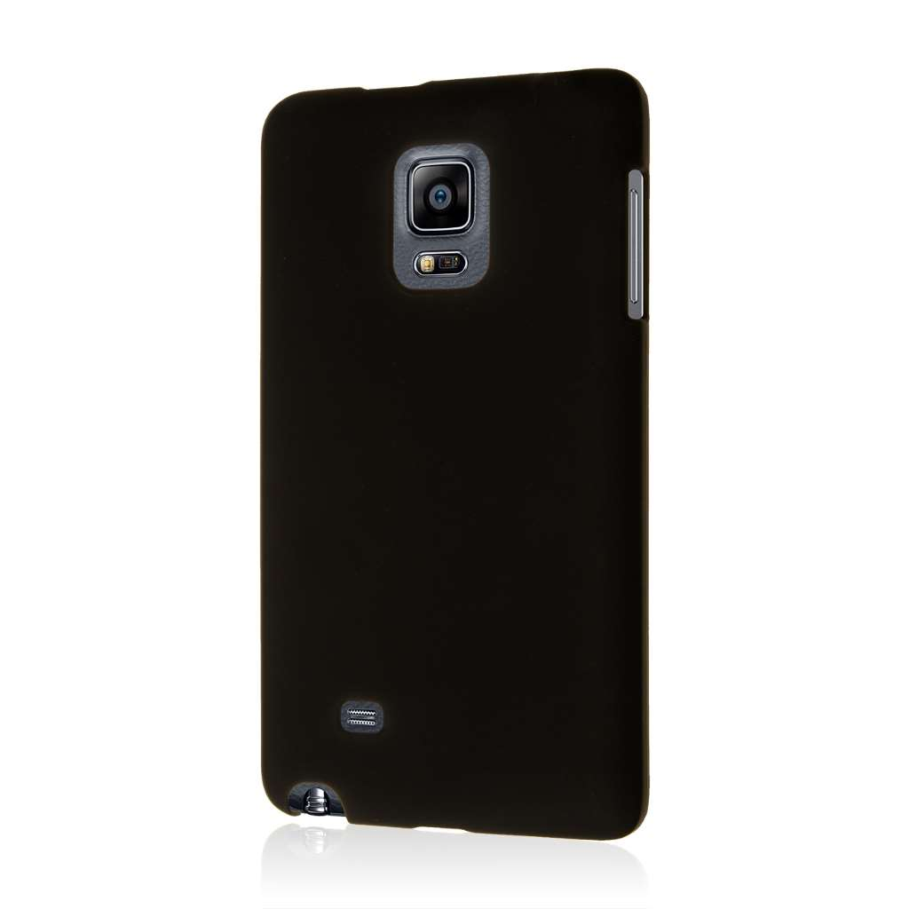 Samsung Galaxy Note Edge - Black MPERO SNAPZ - Case Cover
