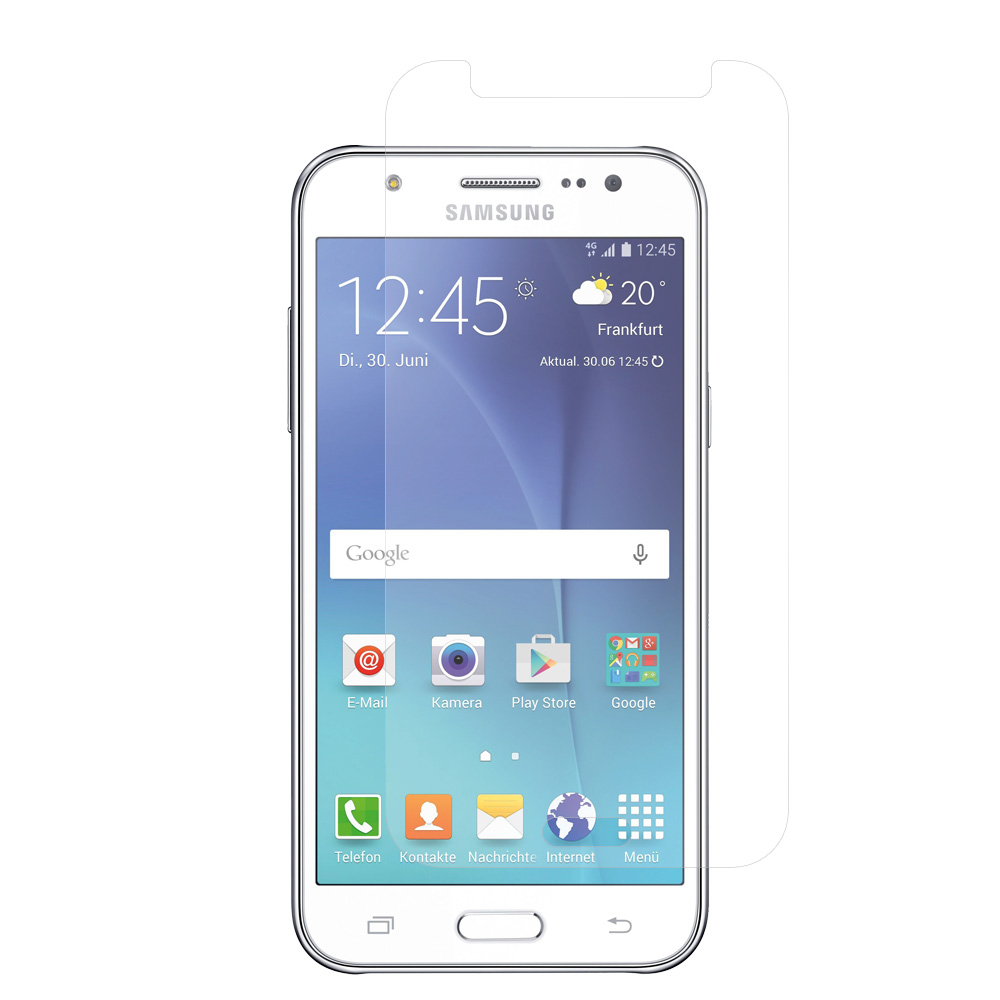 Samsung Galaxy J7 Clear LCD Screen Protector