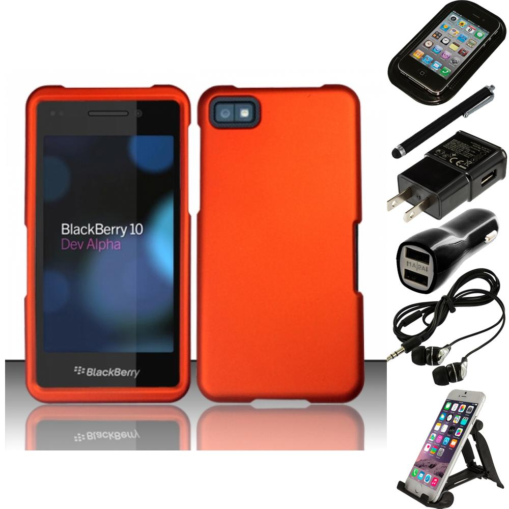 for blackberry z10 matte snap on hard phone case cover accessories ebay. Black Bedroom Furniture Sets. Home Design Ideas