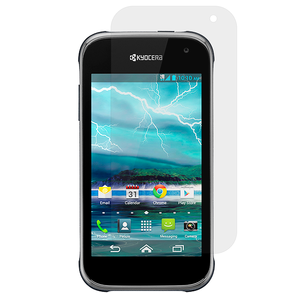 Kyocera Hydro XTRM Clear LCD Screen Protector