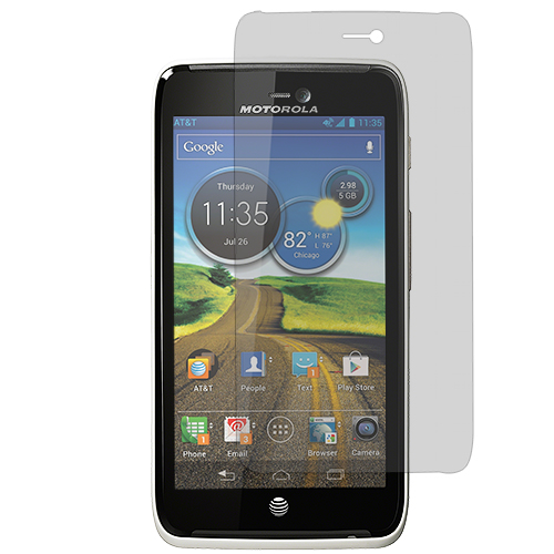 Motorola Atrix HD MB886 Clear LCD Screen Protector