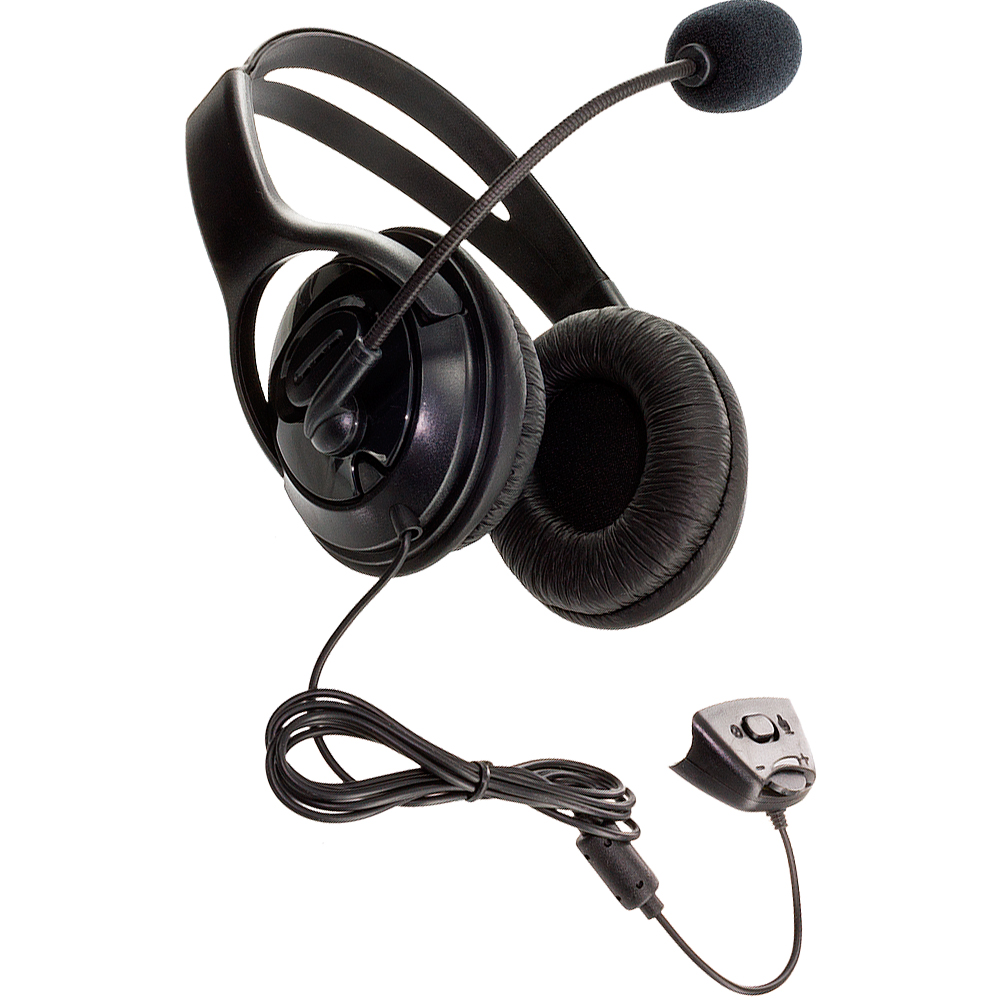 Xbox 360 Big Headset with Microphone