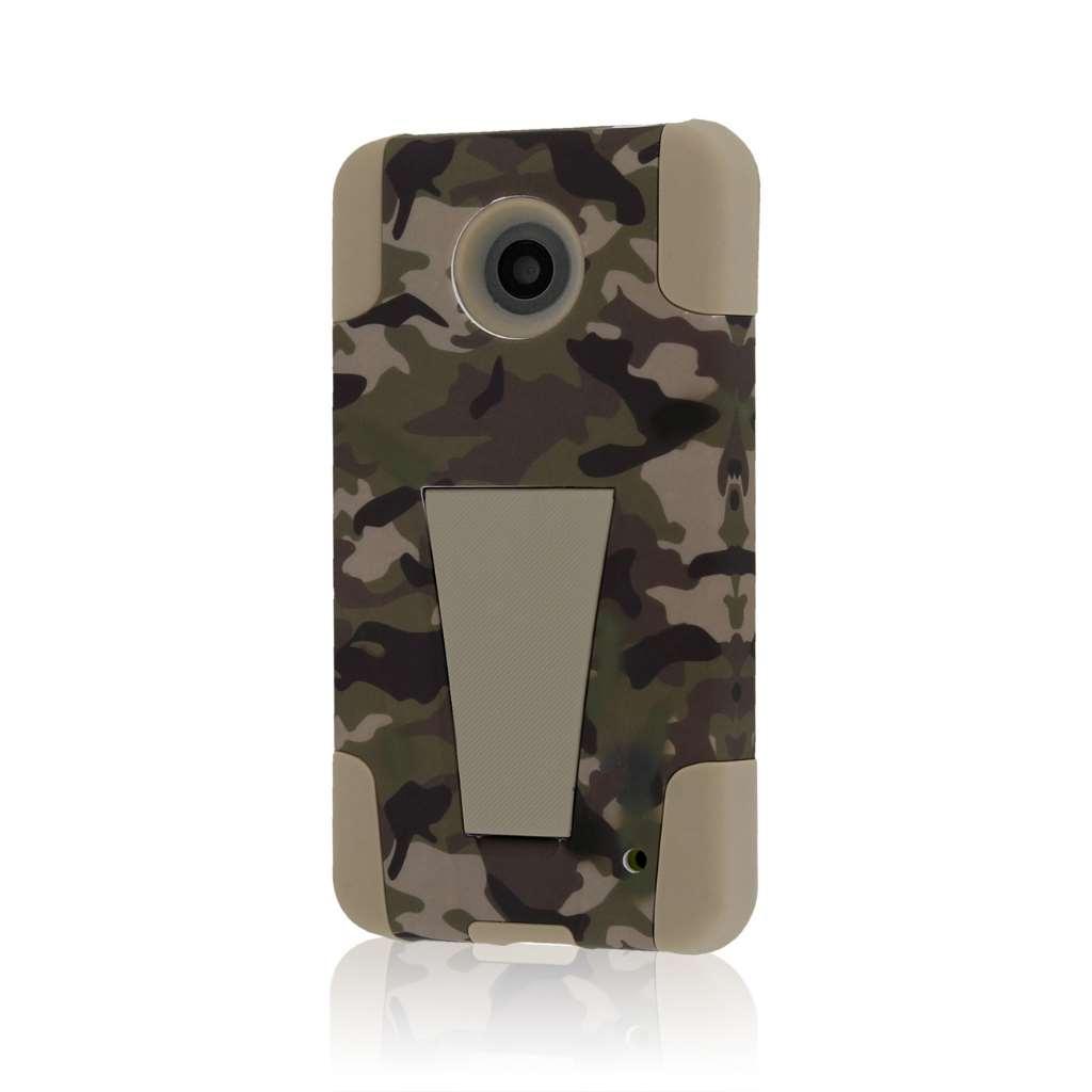 Nokia Lumia 635 - Hunter Camo MPERO IMPACT X - Kickstand Case Cover