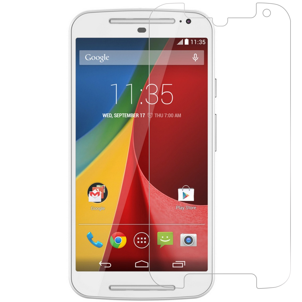 Motorola Motorola Moto G 2nd Gen 2014 Clear LCD Screen Protector