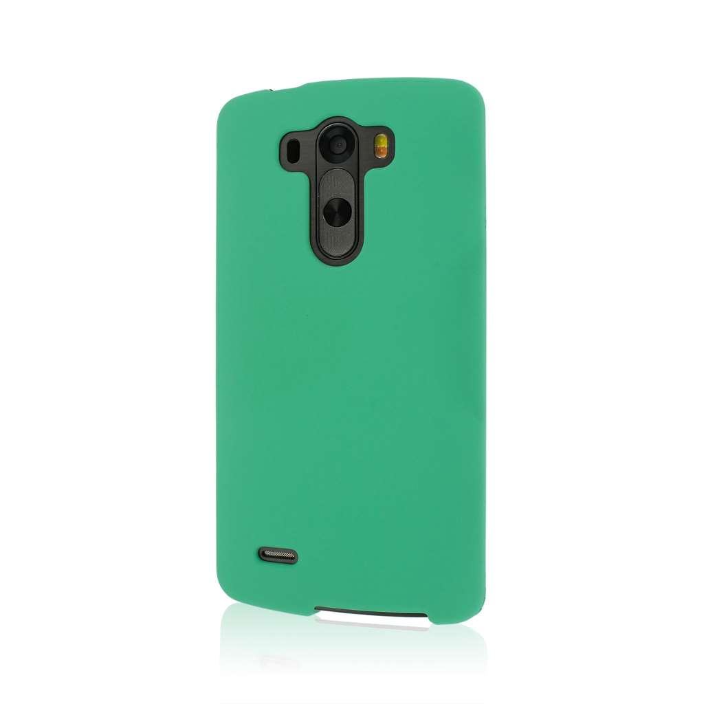 LG G3 - Mint Green MPERO SNAPZ - Case Cover
