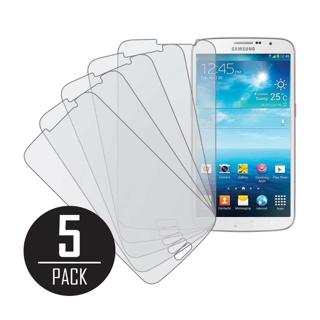 Samsung Galaxy Mega 6.3 MPERO 5 Pack of Matte Anti-Glare Screen Protectors