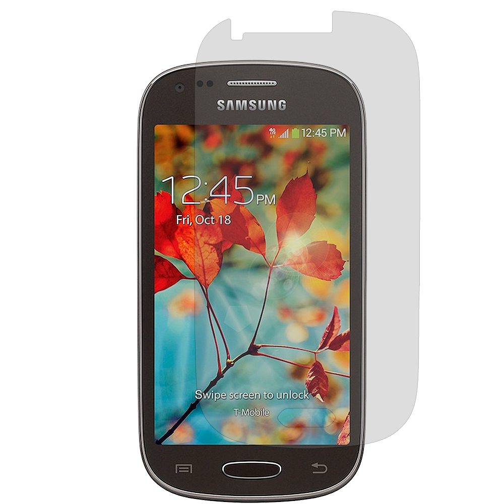 Samsung Galaxy Light T399 Anti Glare LCD Screen Protector