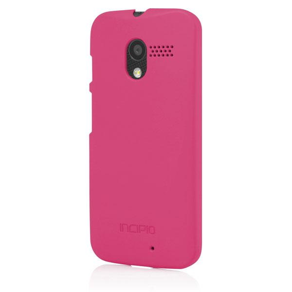Moto X - Cherry Blossom Pink Incipio Feather Case Cover