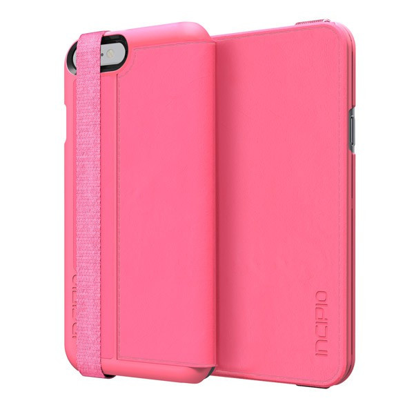 iPhone 6/6S - Coral/Light Pink Incipio Watson Case Wallet