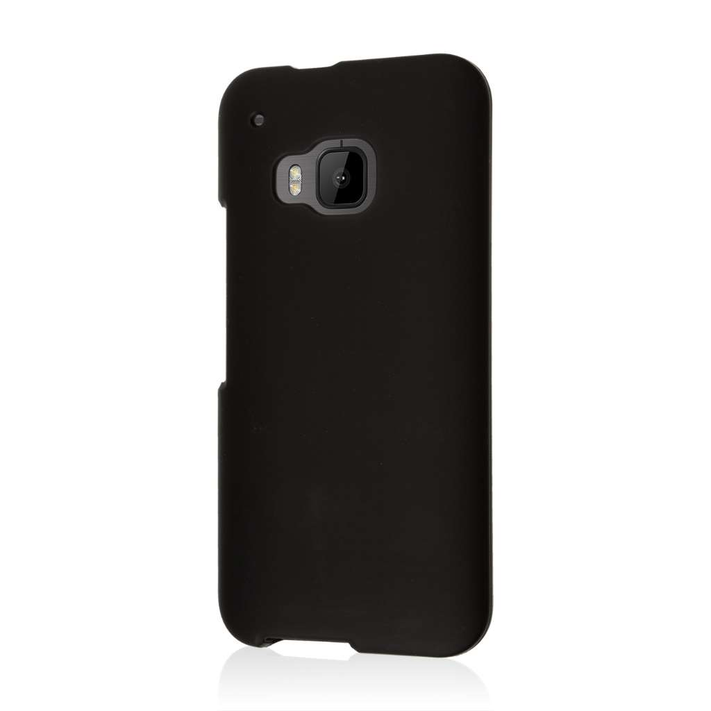 HTC One M9 - Black MPERO SNAPZ - Case Cover