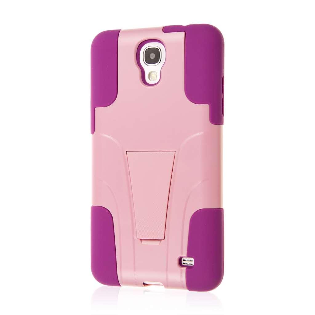 Samsung Galaxy Mega 2 - Pink MPERO IMPACT X - Kickstand Case Cover