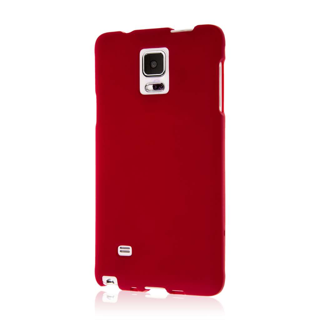 Samsung Galaxy Note 4 - Burgundy MPERO SNAPZ - Case Cover