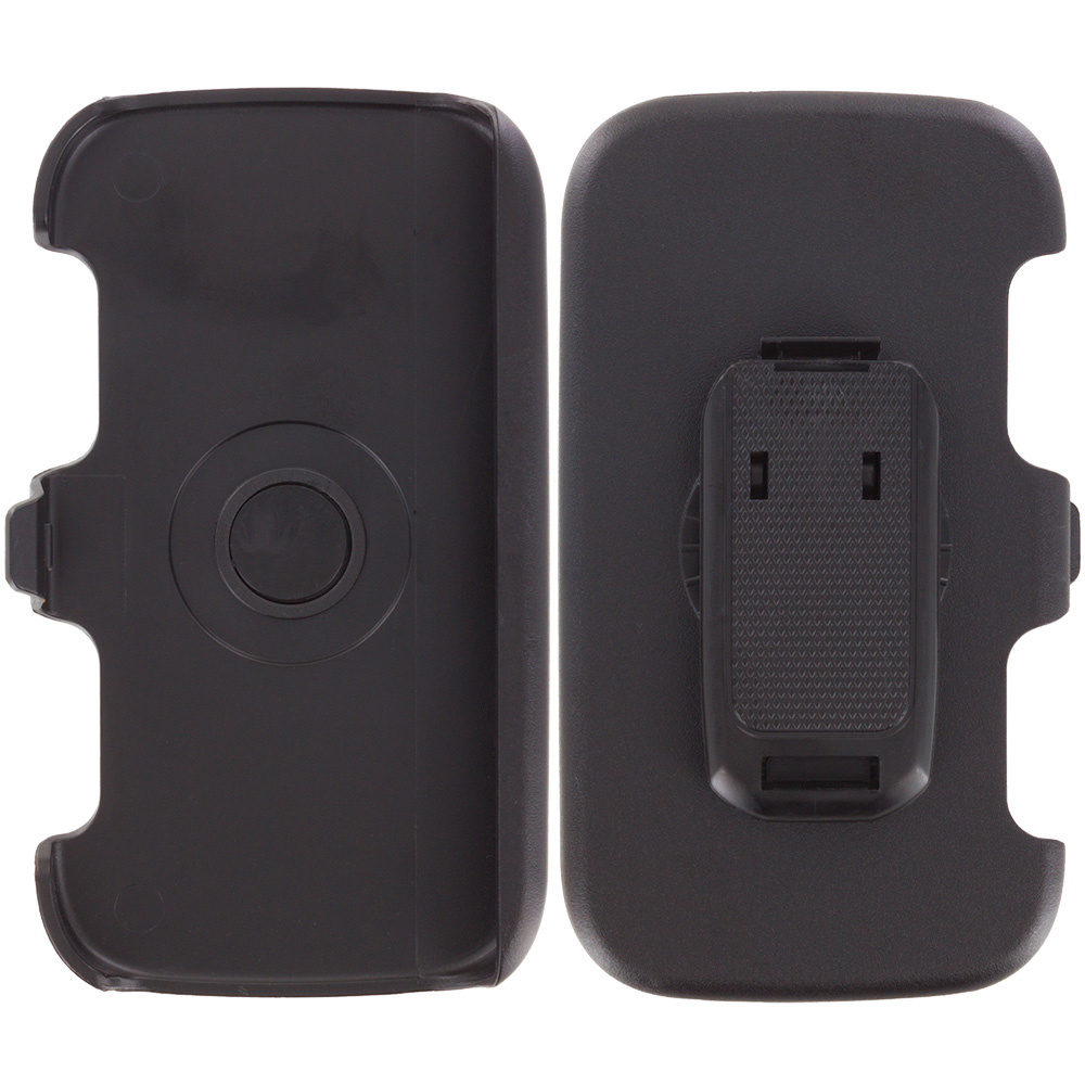 Samsung Galaxy S3 Black Otterbox Replacement Snap-On Belt Clip Swivel Rotating Holster