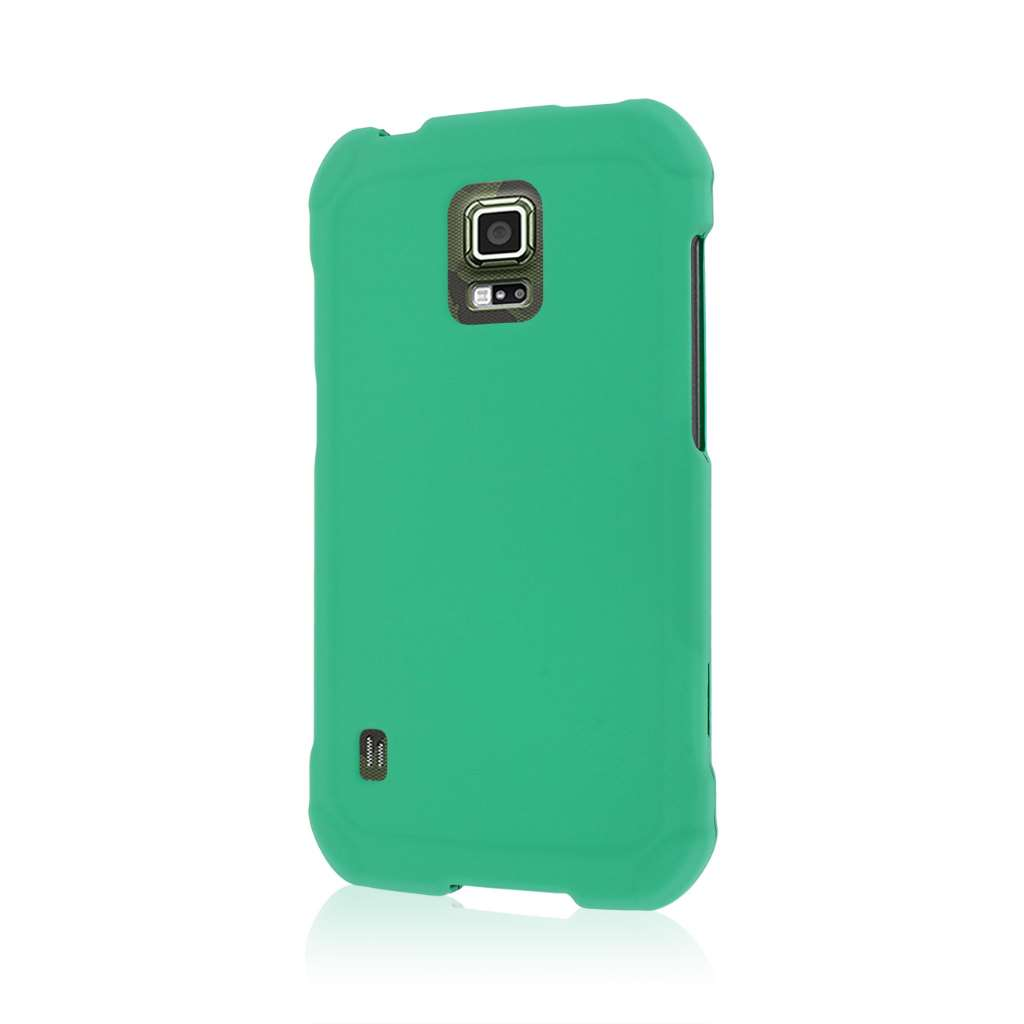 Samsung Galaxy S5 Active - Mint Green MPERO SNAPZ - Case Cover