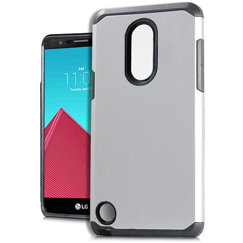 SuaGet Brushed Case For LG K30/LG Premier Pro LTE/Phoenix