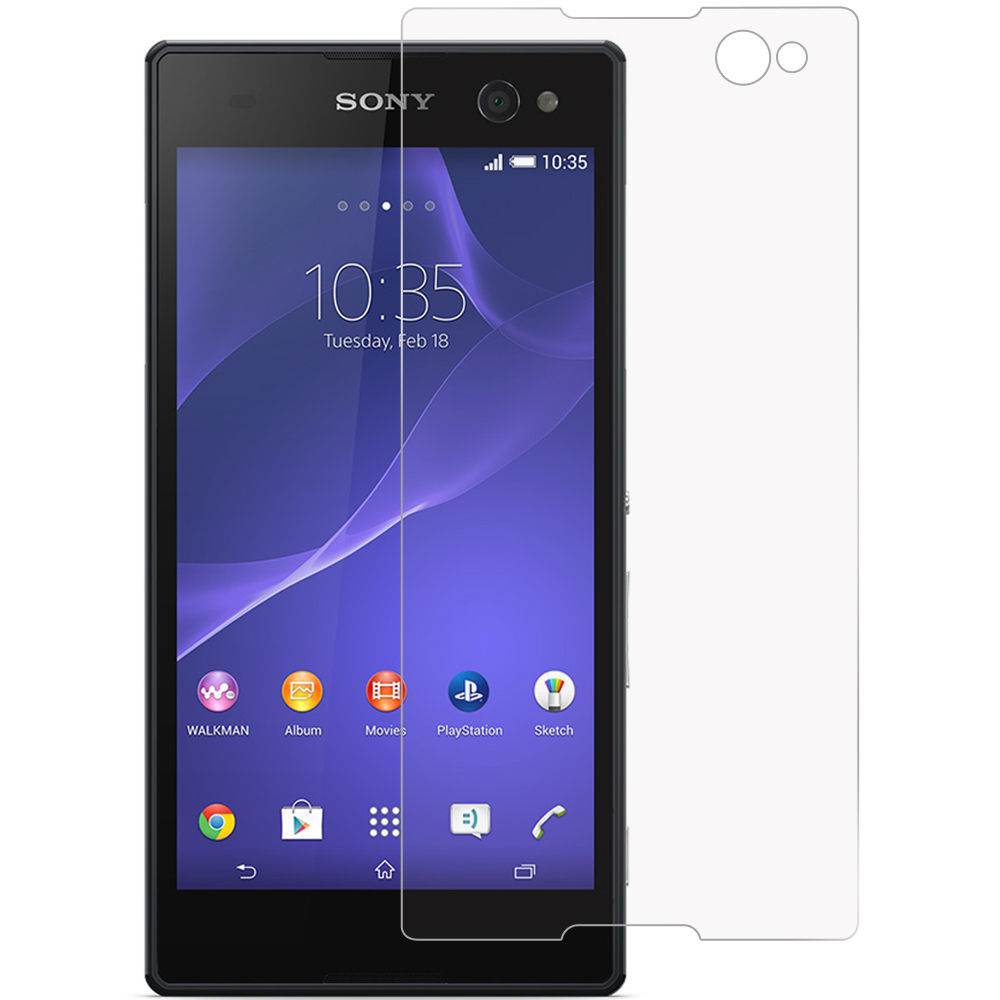 Sony Xperia C3 Anti Glare LCD Screen Protector