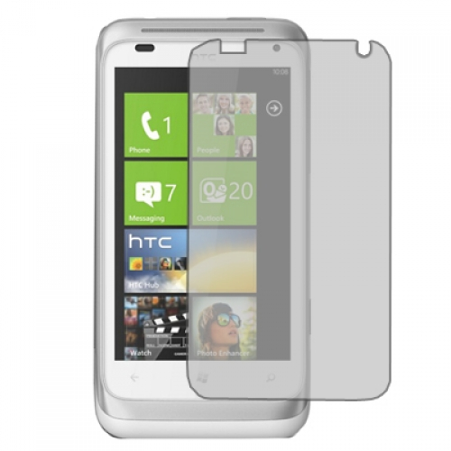 HTC Radar 4G / Omega Matte LCD Screen Protector