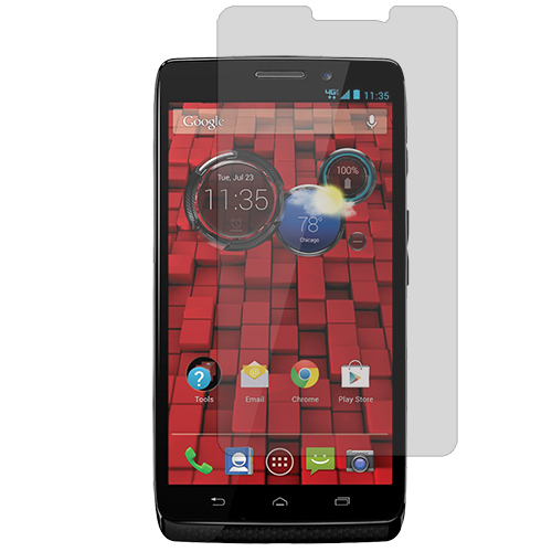 Motorola Droid Ultra XT1080 Clear LCD Screen Protector