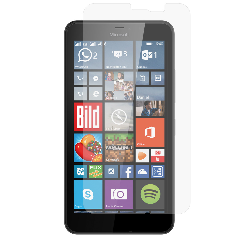 Microsoft Lumia 640 XL Matte LCD Screen Protector